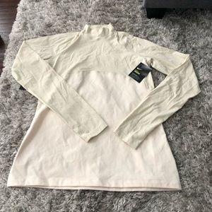 Nike Pro Warm Long Sleeve Shirt NWT
